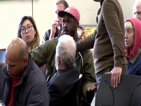 Budget Talk Arroyo Community Center