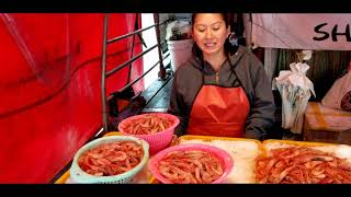 Visit Vancouver Canada,  Richmond, Steveston Fisherman Wharf Fresh Seafood Port