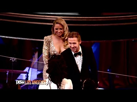 EVA MENDES & RYAN GOSLING HAVE ISSUES!