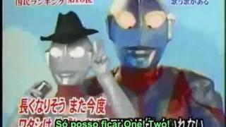 Repeat youtube video Scatman Ultraman.