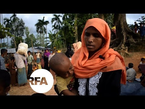 Thousands of Rohingya Stranded as Myanmar Fighting Rages | Radio Free Asia (RFA)