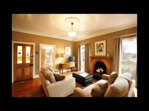 Living room paint colors with wood floors youtube - Colour schemes for living rooms 2015 ...