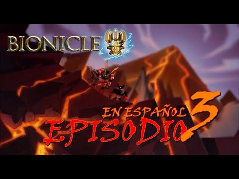 Bionicle 2015  Episodio 3 La Busqueda de las Mascaras Doradas en Español (FanDub)