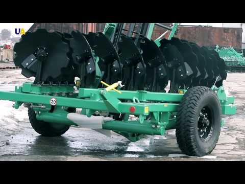 Agricultural Machinery | Made In Ukraine