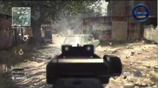 """MODERN WARFARE 3"" - Spec Ops ""Survival Mode"" Gameplay Village (Call of Duty MW3)"