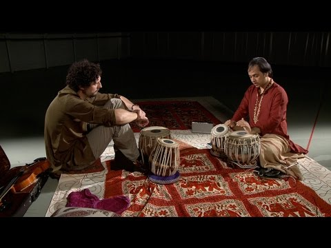 The Tabla Lesson with Gijs Kramers & Sanju Sahai