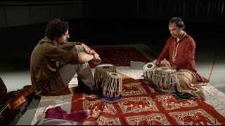 The Tabla Lesson with Gijs Kramers & Sanju Sahai