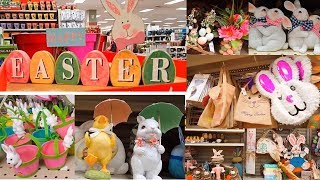 SHOP WITH ME ....EASTER DECOR AT CHRISTMAS TREE SHOPS!!! ...