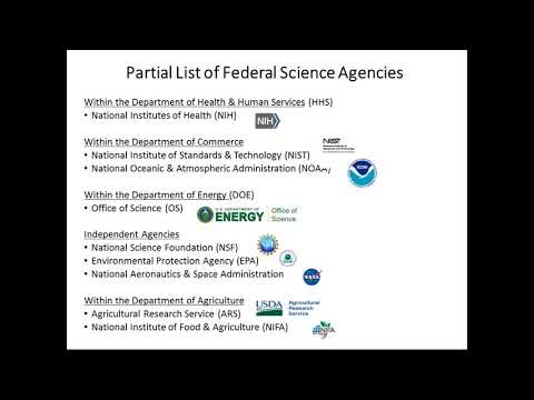 FASEB Webinar: Federal Budget & Appropriations Process 101 - What Researchers Need to Know