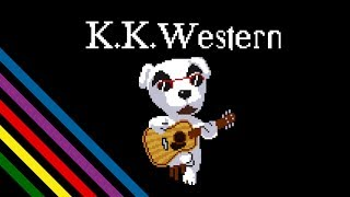 K. K. Ouest (Testeur) de 8 BITS d'Animal Crossing