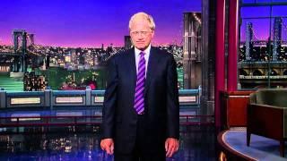 David Letterman - Dave's Monologue, Part 1 - 9/1/10