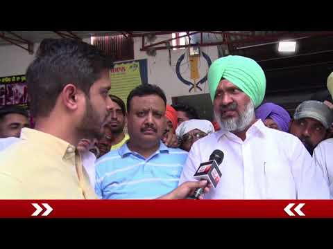 Shahkot By-election | First Interview | Ladi Sherowalia | Congress Candidate | Dainik Savera