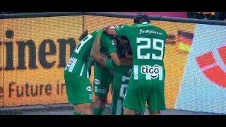 Nacional vs. Cúcuta (3-1)   Liga Aguila 2019-II   Cuadrangulares Fecha 1