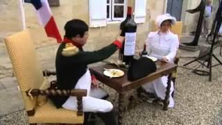 Napoleon Au Chateau De Portets Et A Bordeaux