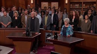 Curb Your Enthusiasm - Larry goes on Judge Judy 2017 Video