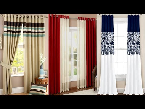 Top 100 Curtain design ideas for living room decoration 2021