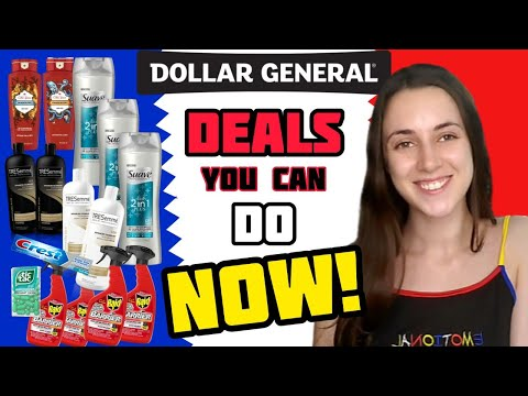 FREE SUAVE, TRESEMME, PENNY ITEMS & MORE - DOLLAR GENERAL FREEBIES DEALS