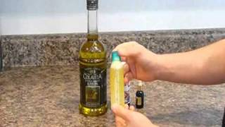 How to make and use your own pre shave oil