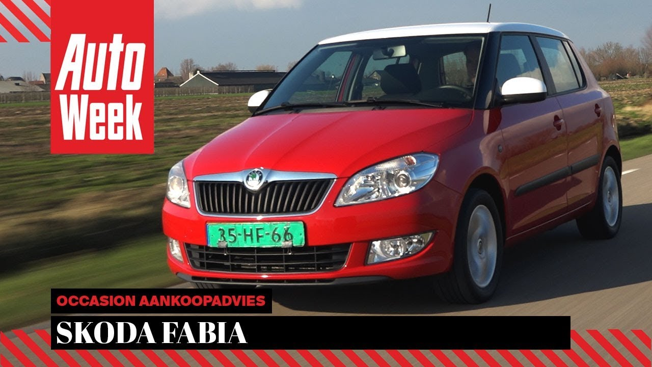 skoda fabia occasion aankoopadvies youtube. Black Bedroom Furniture Sets. Home Design Ideas