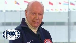 Frank Carroll dishes on Gracie Gold