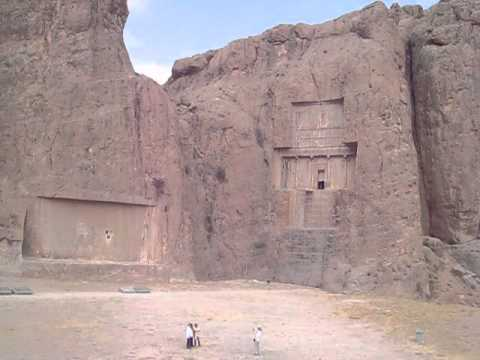 Video   Iran   Shiraz   Naqsh e Rustam   Necropolis   9756