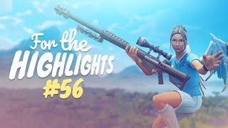SNIPE GOD KILLSHOT - NEW FTH INTRO!! | FTH Ep. 56 (Fortnite Battle Royale Best Moments)