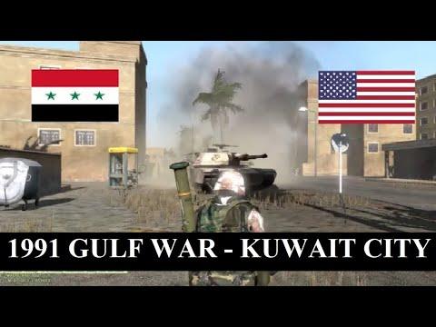 ARMA 2: Gulf War - Kuwait City 1991 - Lost Brothers Gulf War Mod