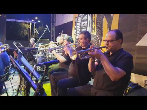 Big Band-ul Radio & Luiza Zan (Live@Bucharest Jazz Festival)