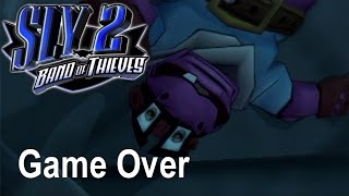 Game Over: Sly 2: Band of Thieves (Failure Compilation)