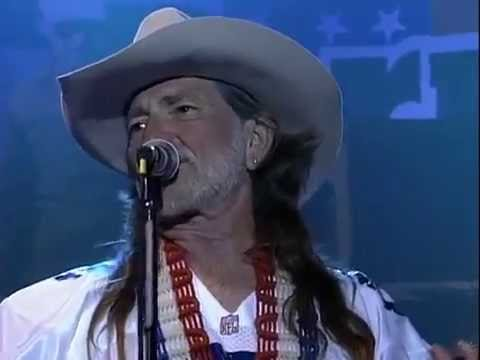 Paul Simon with Willie Nelson   Graceland Live at Farm Aid 1992