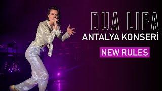 Download Video Dua Lipa - New Rules (Antalya Konseri) MP3 3GP MP4