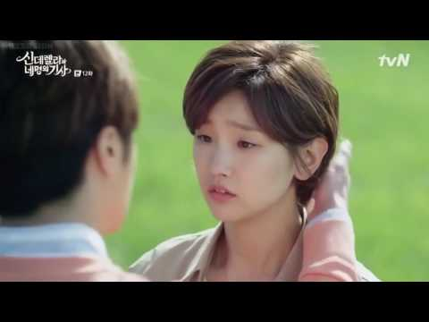Cinderella and Four Knights || Kang Ji Woon X Eun Ha Won || [All Kiss Scenes]