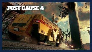 Just Cause 4: Tornado Gameplay de presentación