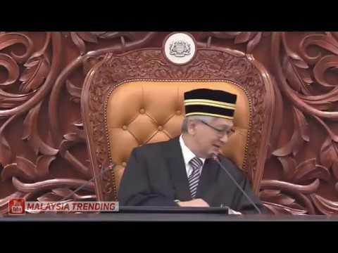 Tun M Perli Parlimen kubang kerian Bahasa Arab