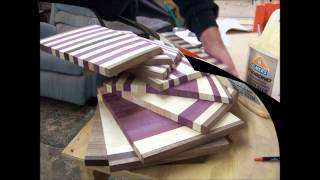 How To Make A Butcher Block Cutting Board