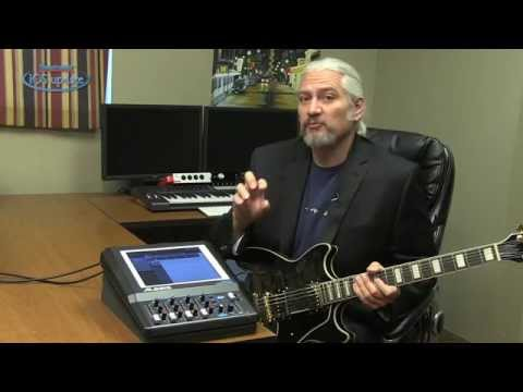 Alesis IO Mix IPad Recording Dock Review - Sweetwater's IOS Update, Vol. 86