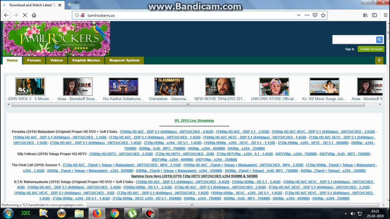 TAMILROCKERS NEW LINK   !!! Download movies for free