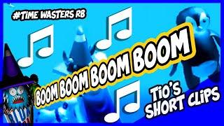 Boom 🎵Boom 🎵Boom 🎵Boom 🎵  Tio's Roblox Short Clips