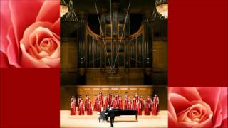 Ⅳ.明日 女声合唱とピアノのための「不可思議のポルトレ」より 詩 与謝...