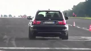 2016 BMW X5M Megan Racing Test Speed