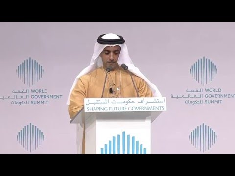 Sheikh Saif Bin Zayed Al-Nahyan - Integrated Doctrine