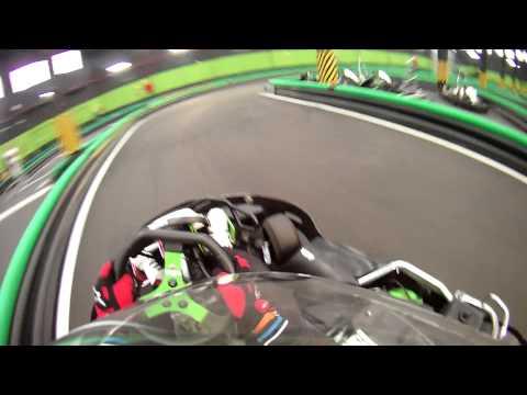 III Craks racing Euskadi Irun Indoor 26-4-15 Final B