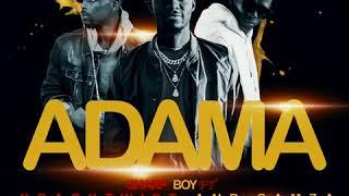 Sharp Boy feature Krack Twist and Samza - ADAMA (Official Audio)