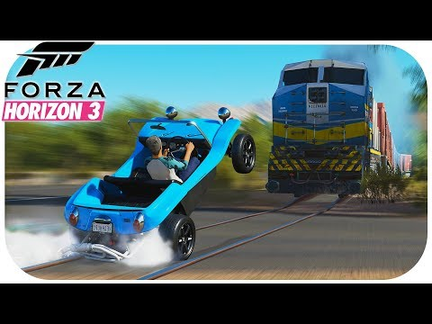 FORZA HORIZON 3 BEST OF FAILS & FUNNY MOMENTS #21 (FH3 Funny Moments Compilation)