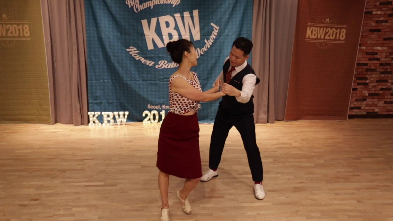 KBW2018 : All Star Jack & Jill - Sujin Lee & Jay Kim