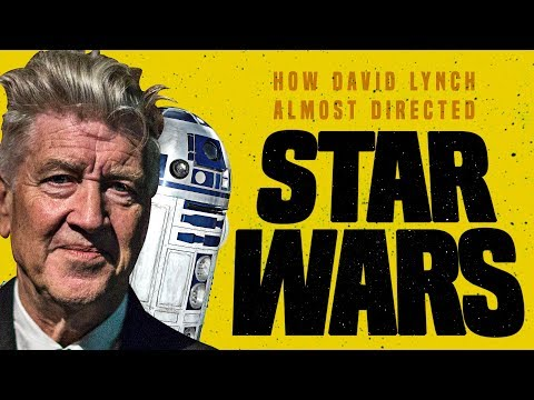 How David Lynch Almost Directed Star Wars