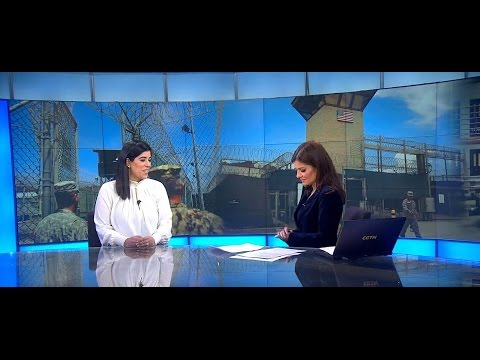 Yasmeen Alamiri talks about the Guantanamo Bay detention center