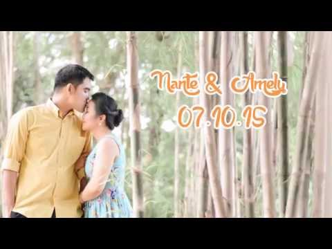 Nante & Amely Photo Slideshow Save the Date | SummerkissPH