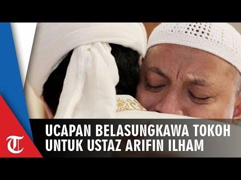 Ustaz Arifin Ilham Wafat, Sederet Pendakwah  hingga Artis Ucapkan Belasungkawa