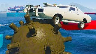 UNA MINA EXPLOSIVA!! - CARRERA GTA V ONLINE - GTA 5 ONLINE